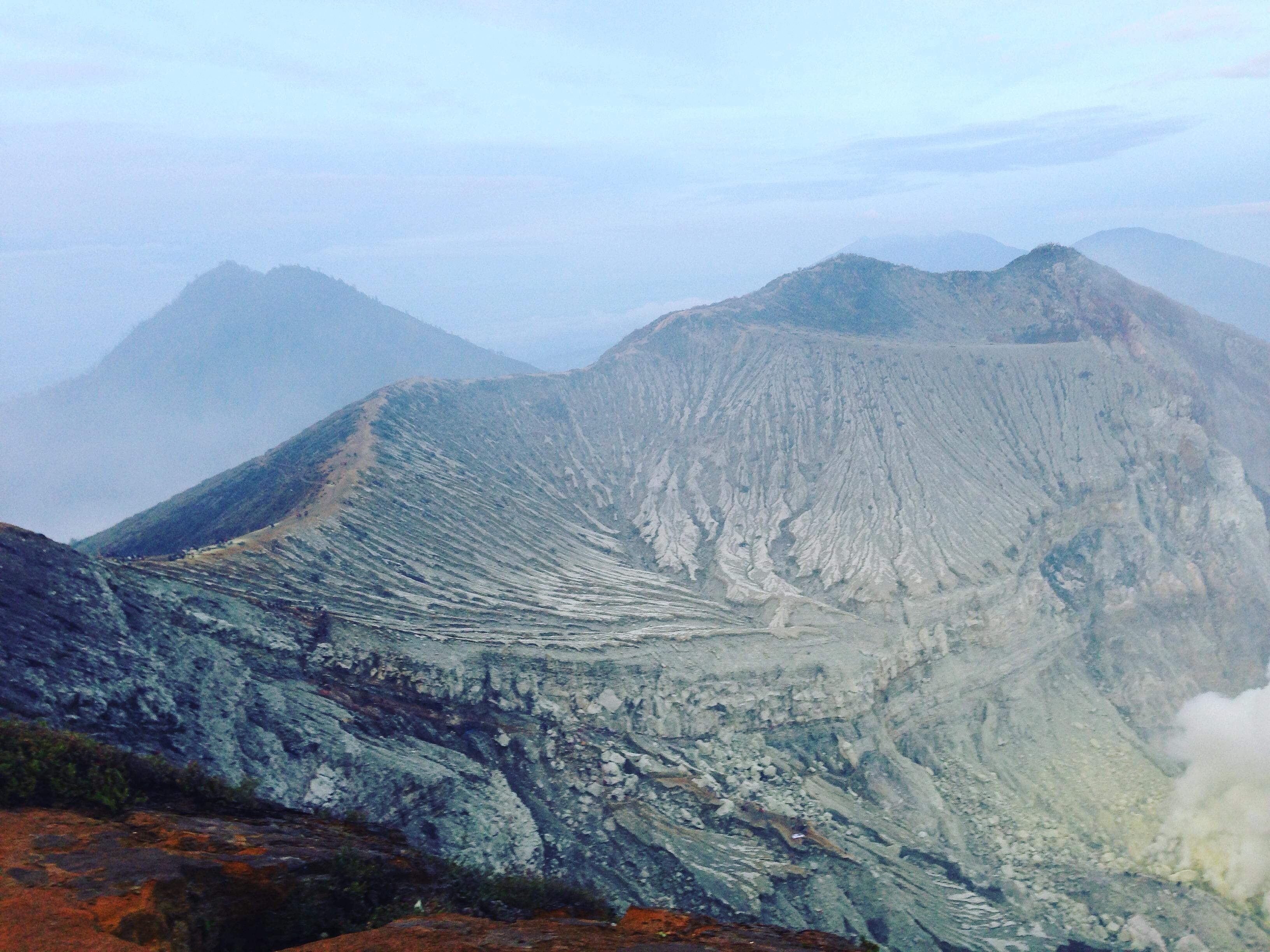 WISATA ALAM BANYUWANGI (BLUE FIRE IJEN MOUNT)