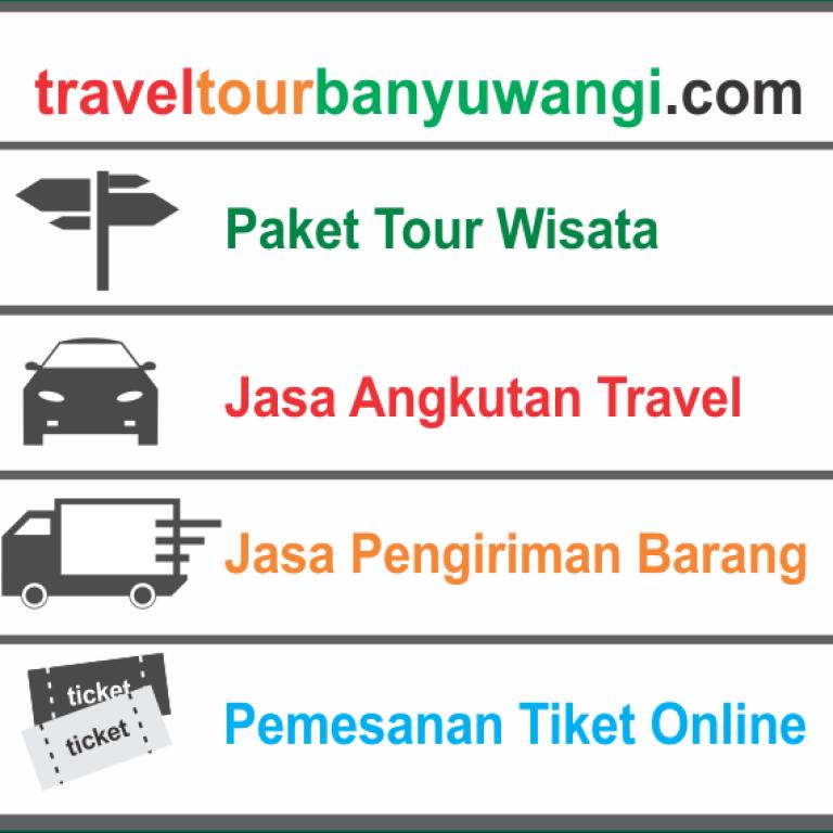 Travel Antar Kota & Pengiriman Barang