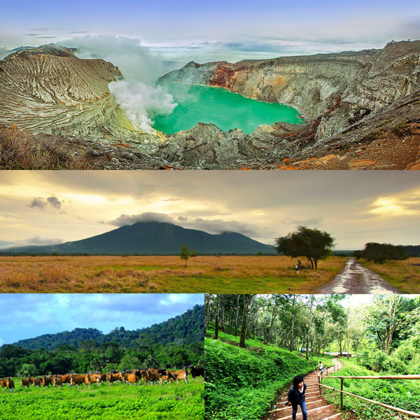 Wisata Alam Banyuwangi